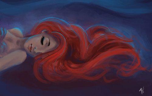 Little Mermaid - I love this.
