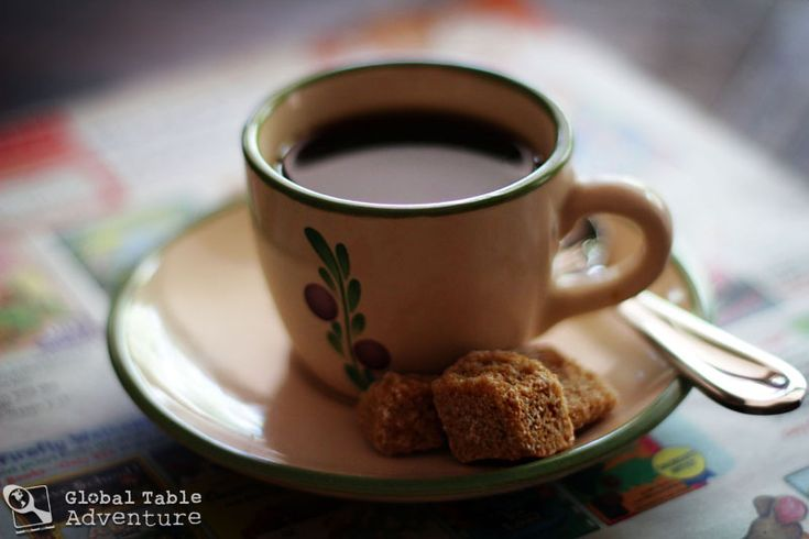 Arabian Cardamom Coffee | Yummy coffee!!!!! | Pinterest