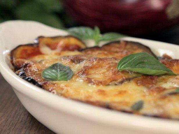 Melanzane Alla Parmigiana (Eggplant Parmigiana) : Recipes : Cooking ...
