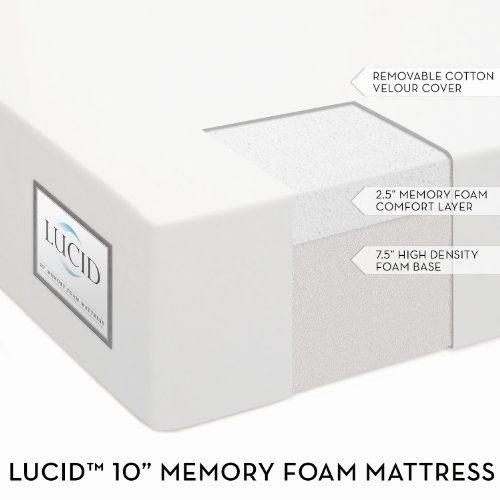 Memory Foam Firm Viscoelastic Mattress 25 Year Warranty