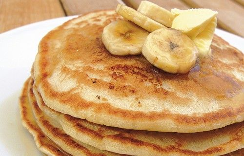 Rosa Parks' Feather Light Peanut Butter Pancakes « Chef Marcus ...