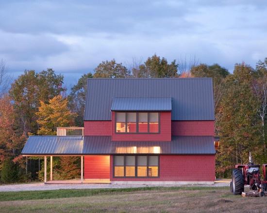 Modern gable roof design home remodels pinterest - Modern gable roof designs ...