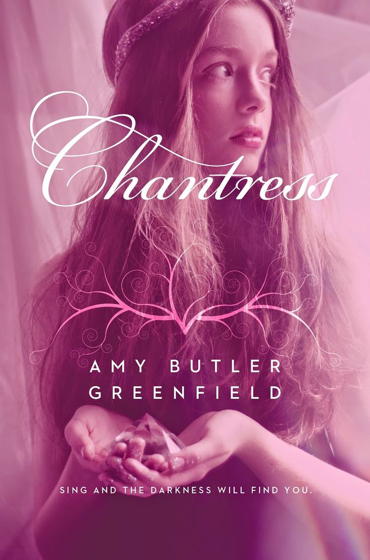 Chantress (Chantress #1) by Amy Butler Greenfield REDESIGN