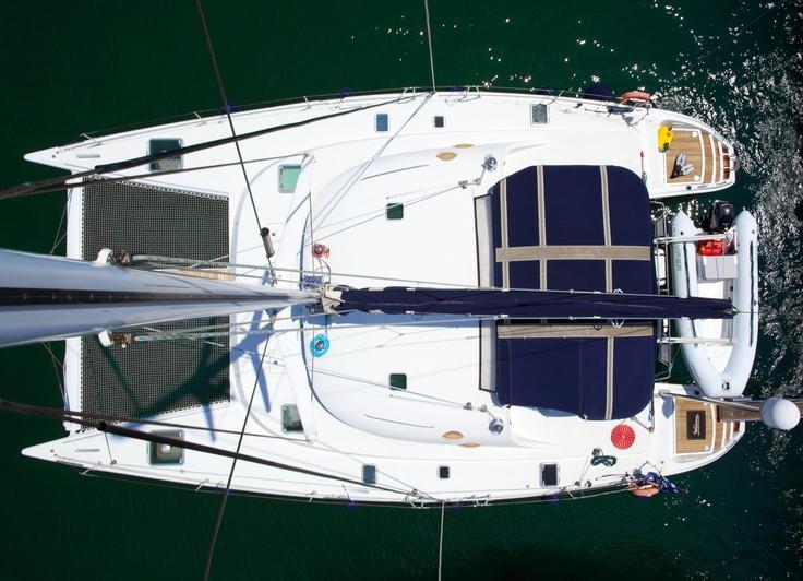 Catamaran Buena Suerte, Lagoon 470 Greece