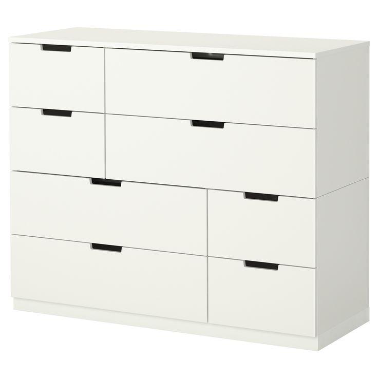 perfecte slaapkamerkast van de Ikea  Home  Pinterest