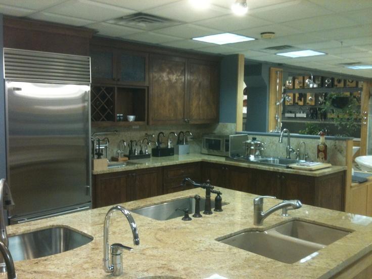Kitchen Sinks Denver : Kitchen Sinks and Faucetry Our Denver Showroom Pinterest