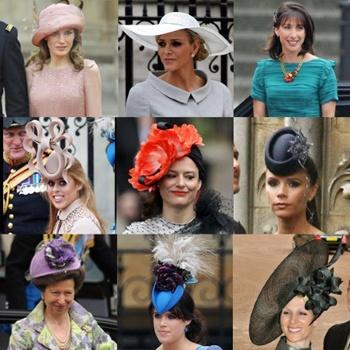 Hats, hats, hats!