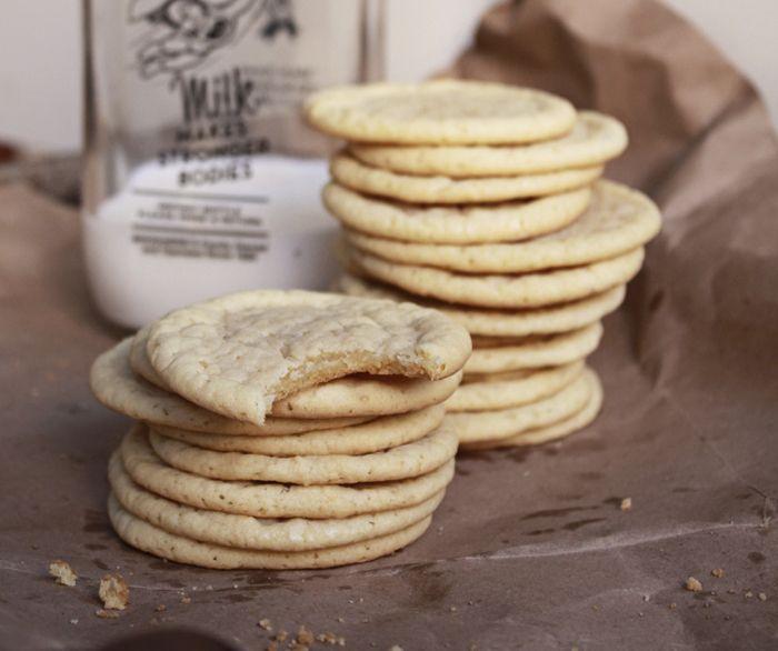 cream cheese sugar cookies | Baking | Pinterest