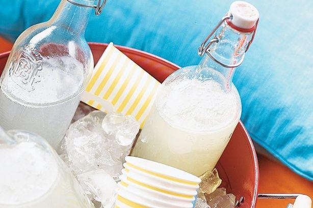 Homemade lemonade | Food | Pinterest