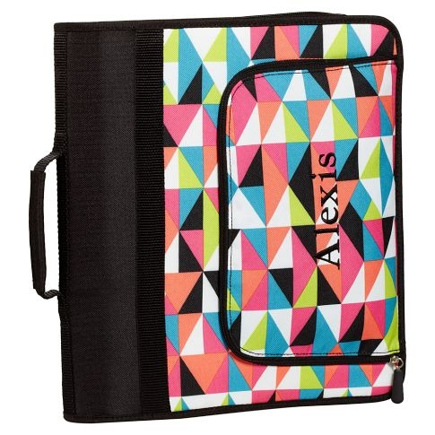 The Gallery For Gt Zipper Binders For Girls