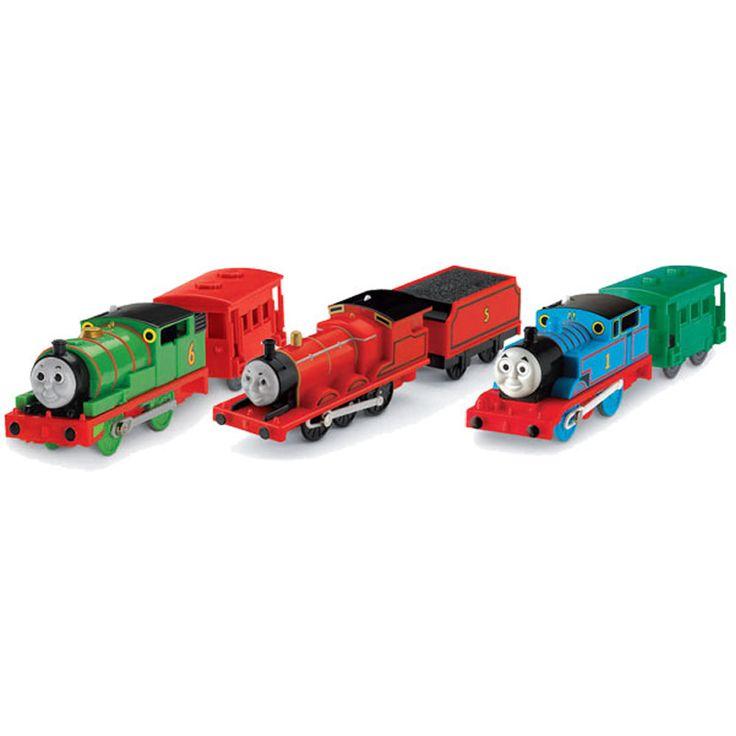 80 Pc Thomas The Train