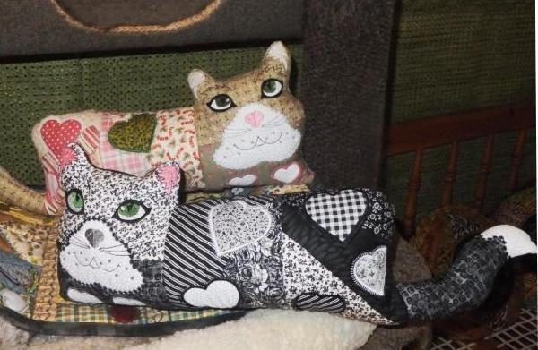 OregonPatchWorks.com - Sets - Intro Offer My Heart Cat