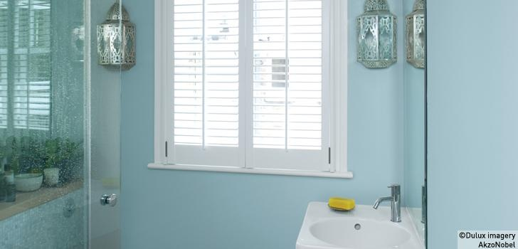 Pin by uk bathrooms on shades of blue board pinterest for Dulux bathroom ideas