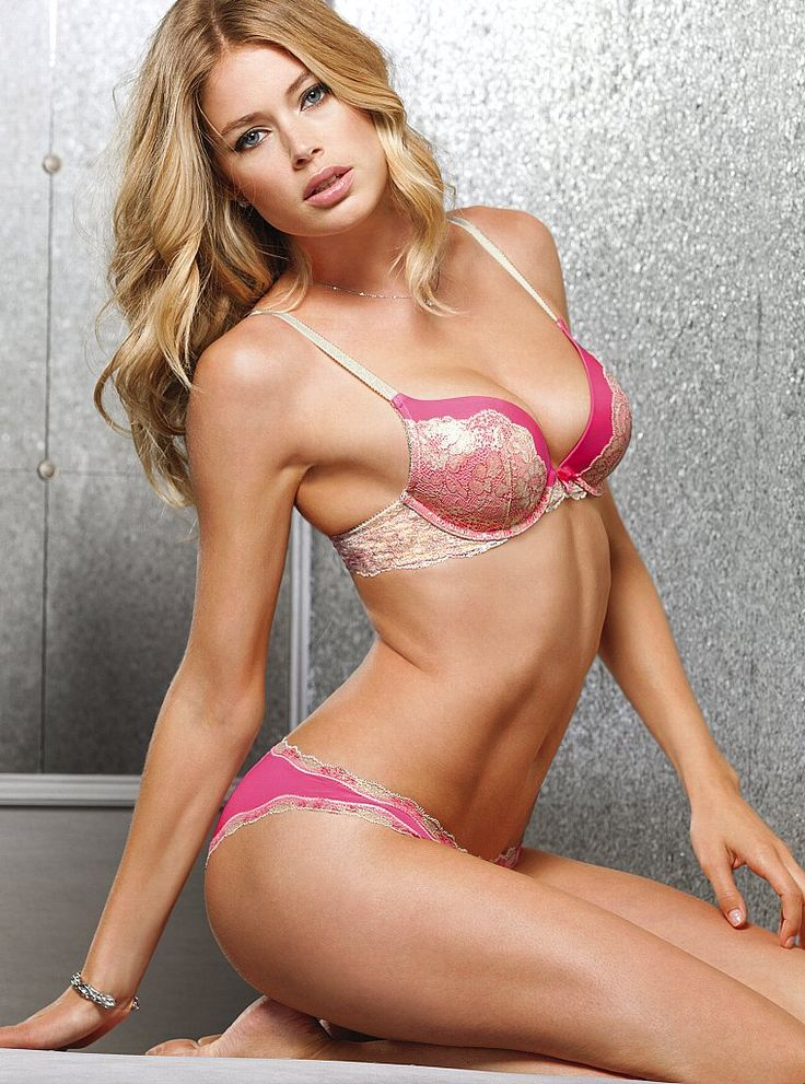Doutzen Kroes for Victorias Secret Lingerie