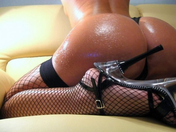 latinas in fishnets