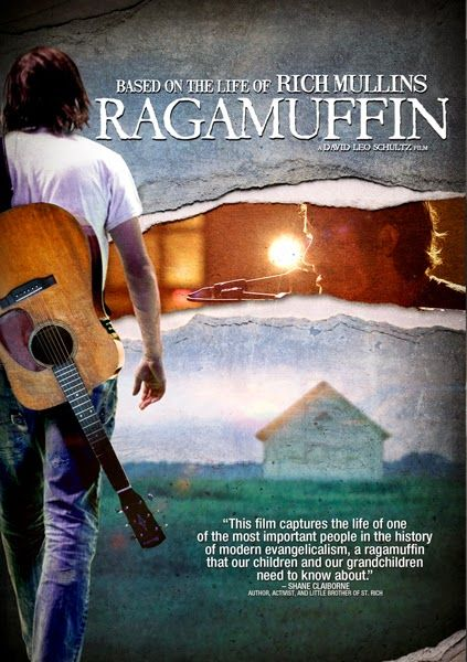 Parenting Healthy: Ragamuffin the story of Rich Mullins New Release #Review & #Giveaway