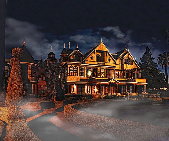 5 Real Life Haunted Houses