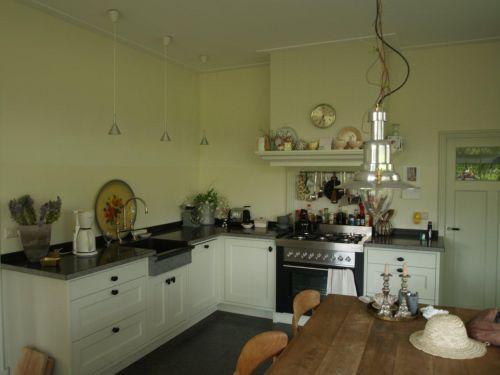Landelijke Keuken Met Houten Laden : VRI interieur landelijke keuken ...