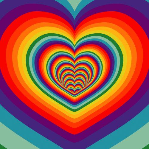 Rainbow animated gif