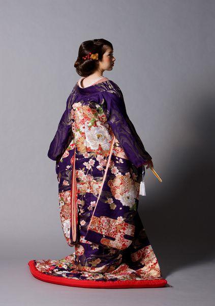 Jual kimono wedding