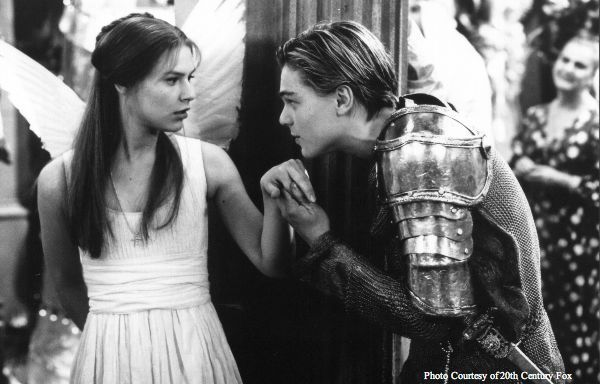 romeo and juliet by baz luhrman Romeo and juliet scene comparison print romeo and juliet film zeffirelli and the modern version of 1996 that followed as directed by baz luhrman.