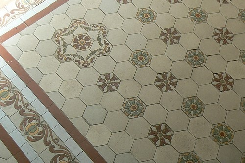 Awesome Victorian Era Tiles  Bathroom Victorian Tile Ideas By Petracer