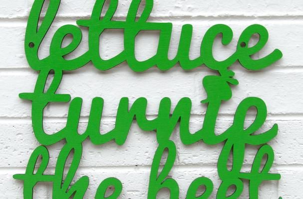 Lettuce Turnip the BeetLettuce Turnip The Beet Shirt