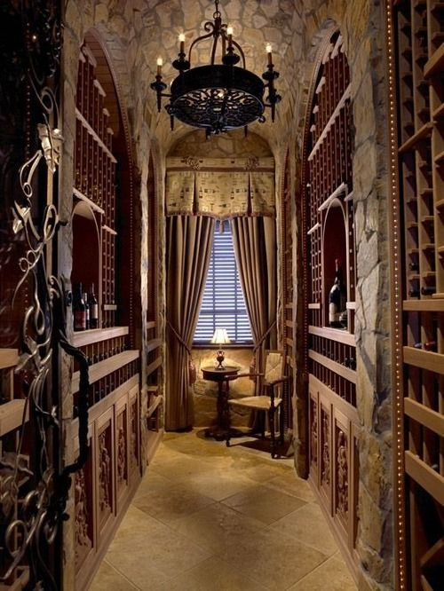 luxury wine cellar wine cellar home bar pinterest