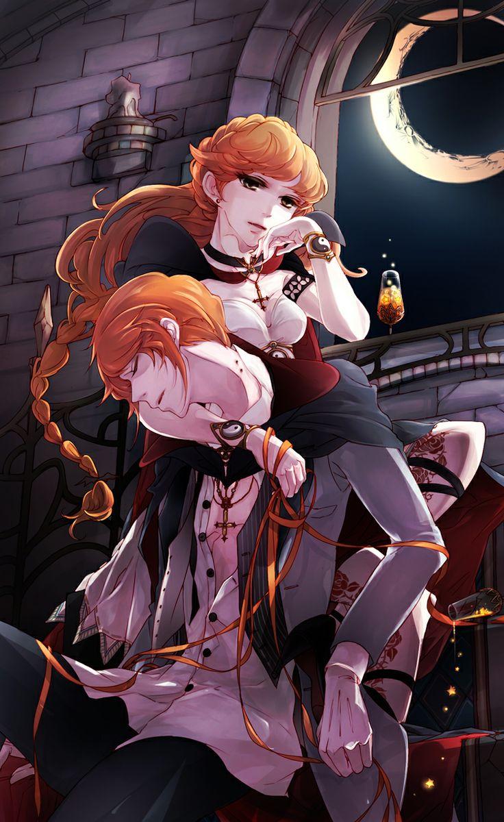anime vampire | Anime | Pinterest