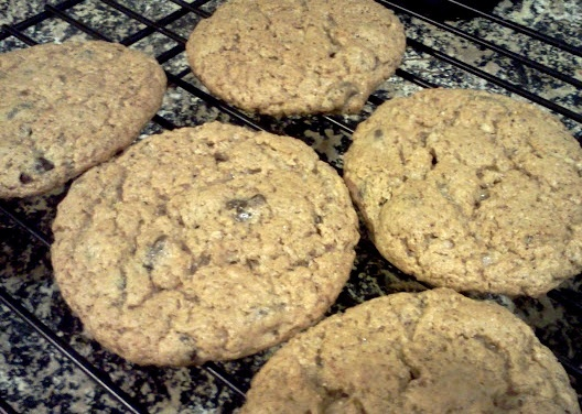 Primal Chocolate Chip Cookies | healthy eating | Pinterest