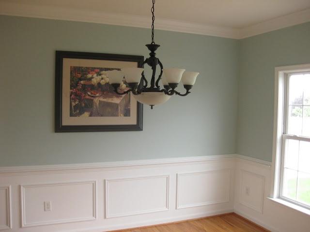 Woodlawn Blue Dining Room