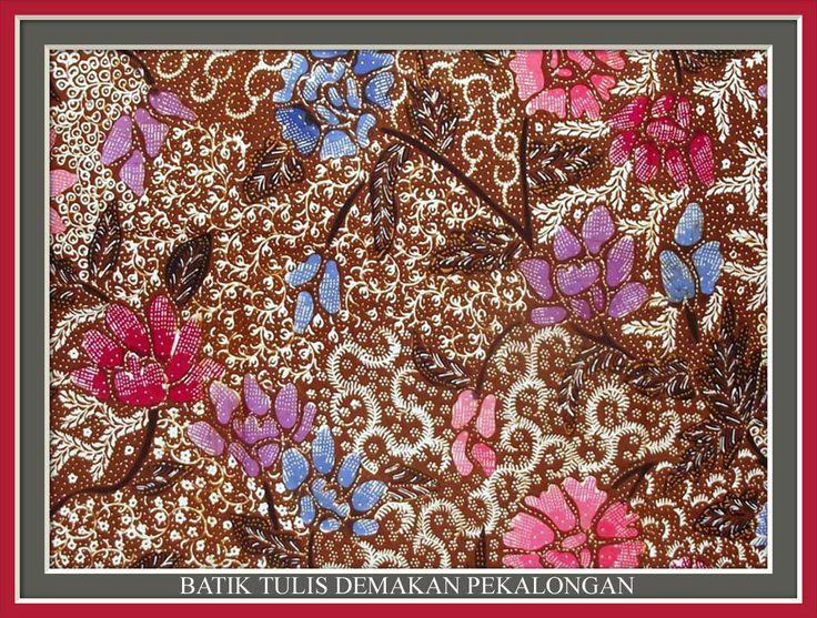 Batik Tulis Demakan Pekalongan | Batik & Woven Fabrics for Customizat ...