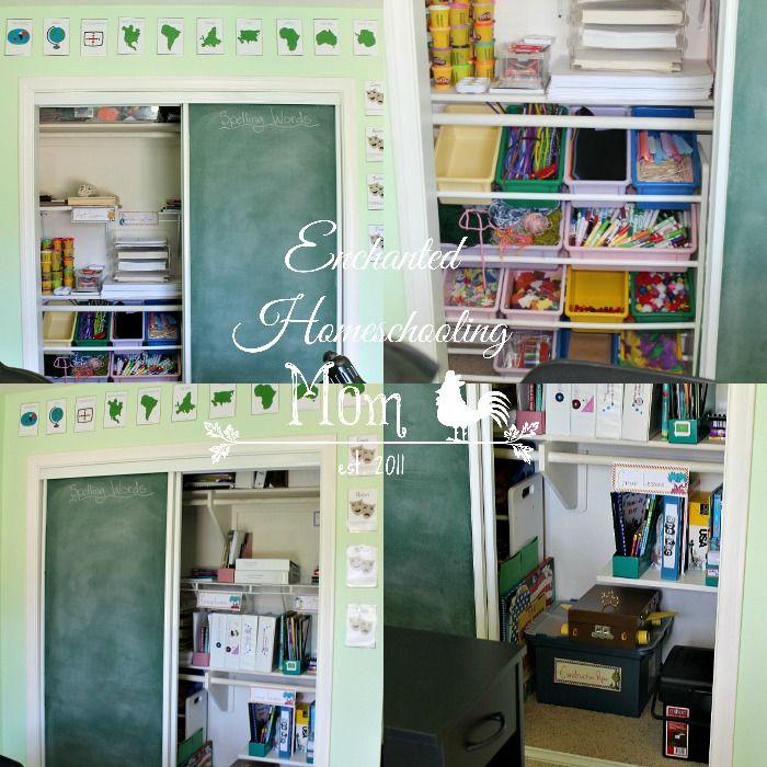 Our Homeschool Room 2014 2015