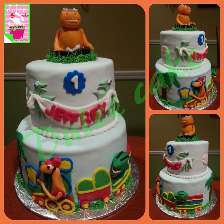 Dinosaur Train Birthday Cake Ideas 95984 Dinosaurs Train B