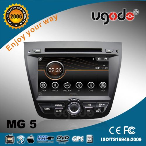 Touch screen car dvd player
