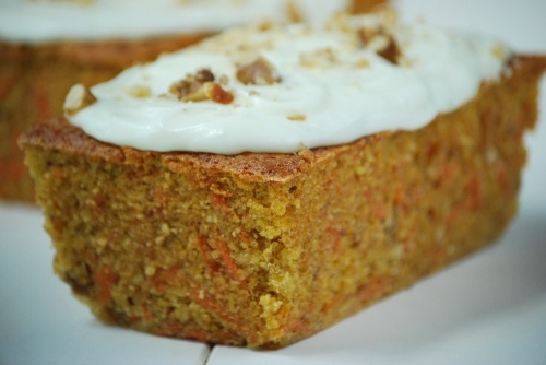 Carrot Cake with Lime Mascarpone Icing | Let Them Eat Cake (and Cupca ...
