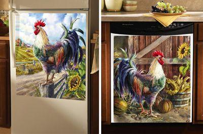 Refrigerator Magnets: Home Kitchen