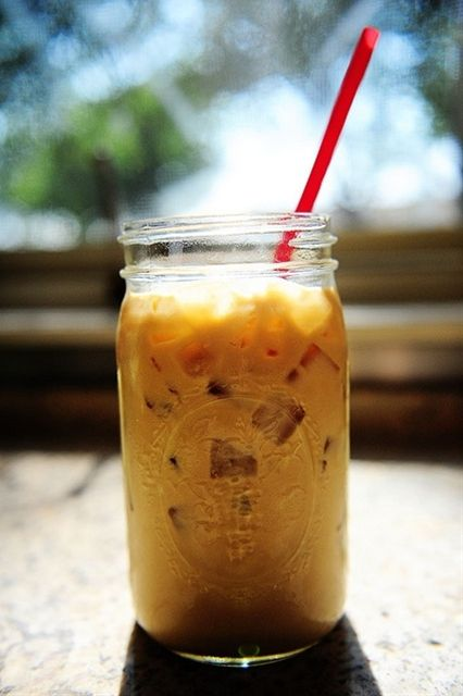 Perfect Iced Coffee Recipe | Coffee and Chocolate | Pinterest