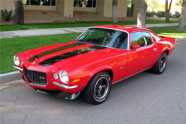 1971 CHEVROLET CAMARO Z28 RS | 70's Muscle | Pinterest