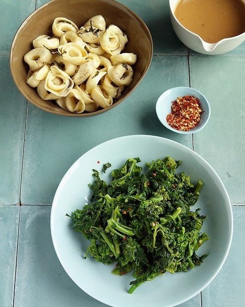 tortellini w/ sage brown butter | Cooking | Pinterest