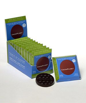 Loving this Deep Dark Truffle Chocolate - Set of 10 on #zulily! # ...