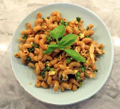 Lemon Basil Chicken Pasta Salad | Recipes - Salad & Salad Dressings ...