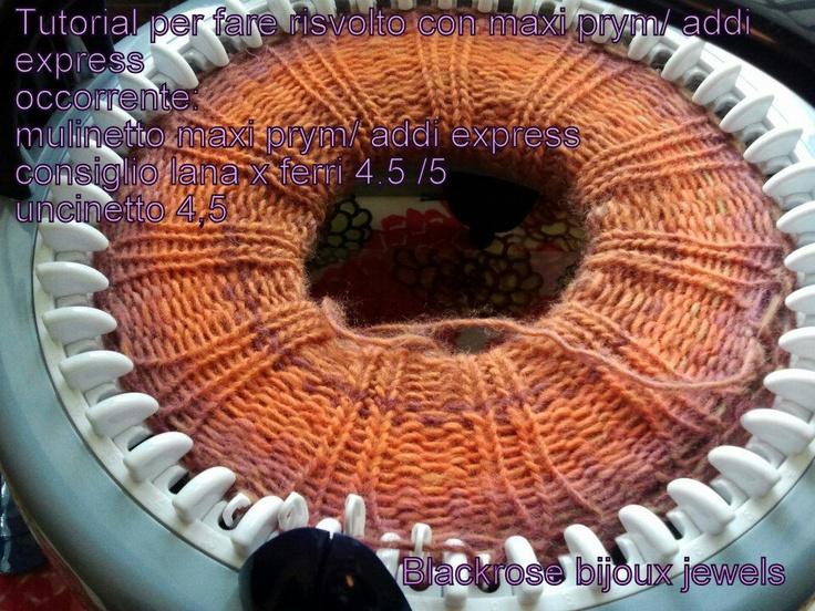 addi express loom knitting machine