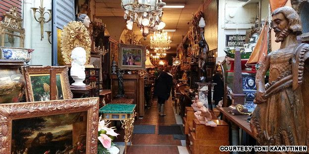 shopping in paris guide