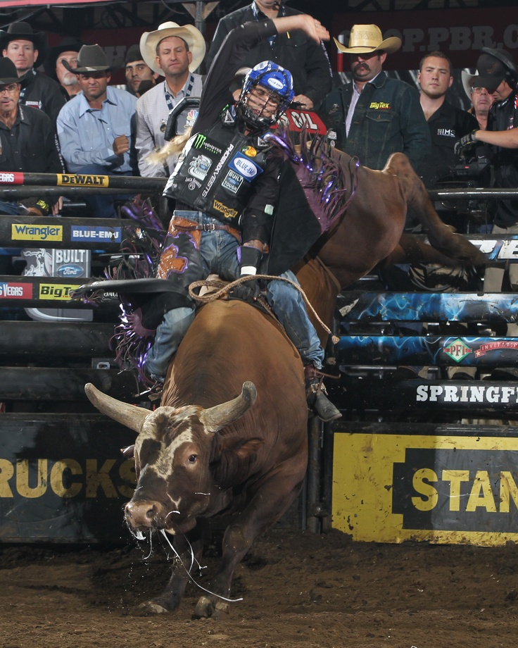 jb mauney on bushwacker