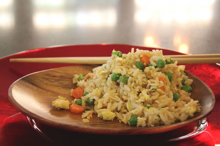 kid-friendly, easy-to-make fried rice. #imeeshu