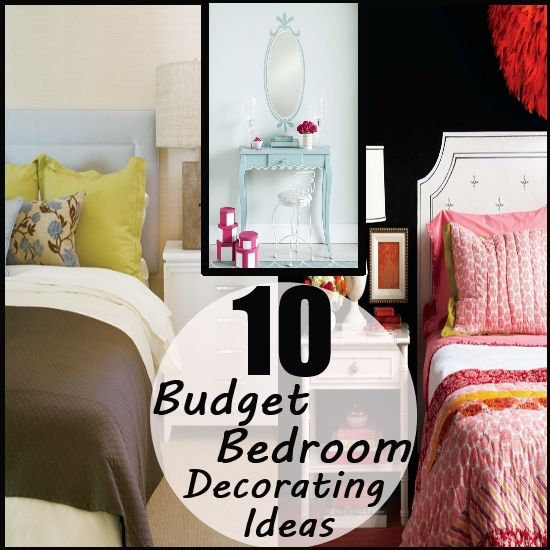 10 Budget Bedroom Decorating Ideas Diy Home Decor Tips