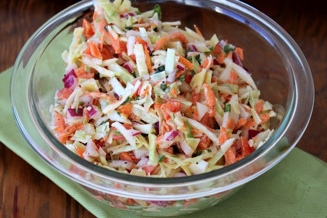 Spicy coleslaw | Recipes | Pinterest