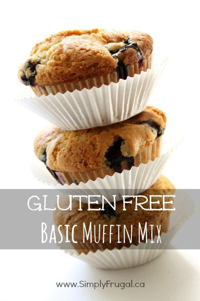 ... Muffin Mix makes a large batch of muffins that are easily adaptable to