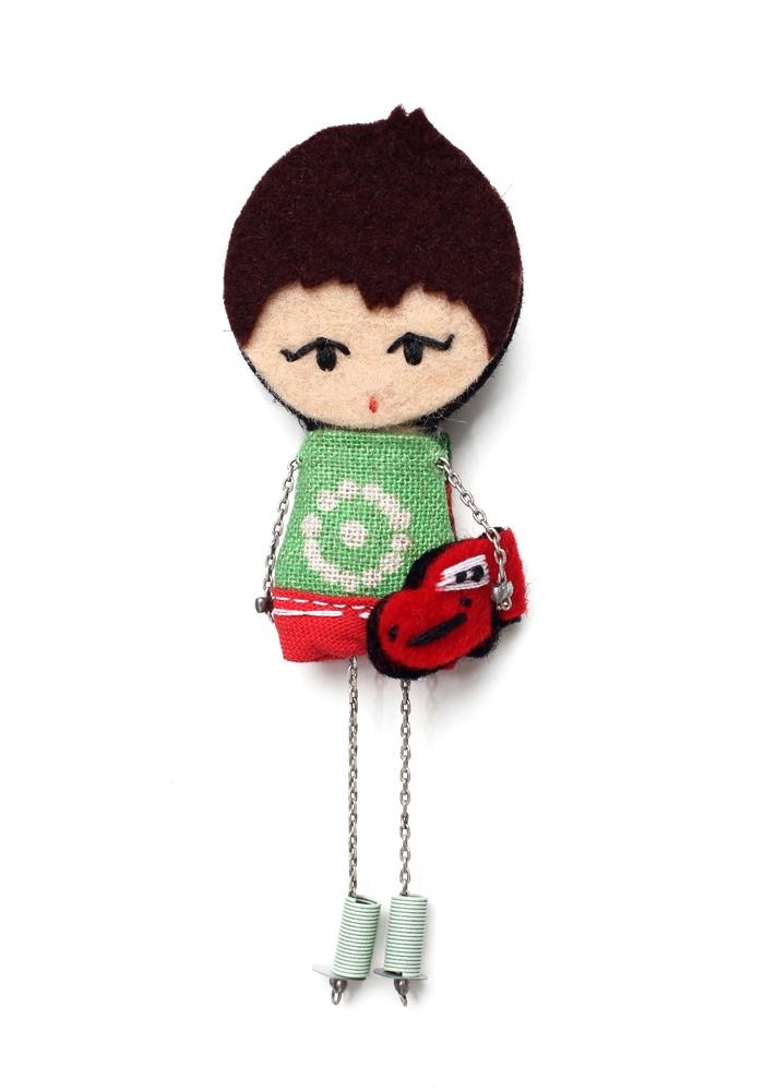 Максимум  # # Войлочные куклы фибула кукла # # пользовательские куклы минимальных